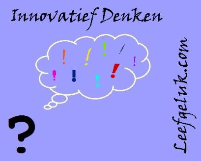 innovatief denken